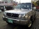 Used 1997 HYUNDAI GALLOPER IS00368 for Sale Image 1