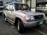 Used 1997 HYUNDAI GALLOPER IS00368 for Sale Image 5