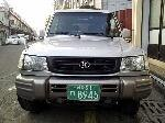 Used 1997 HYUNDAI GALLOPER IS00368 for Sale Image 6