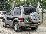 Used 1997 HYUNDAI GALLOPER IS00370 for Sale Image 3