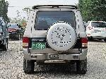 Used 1997 HYUNDAI GALLOPER IS00370 for Sale Image 4