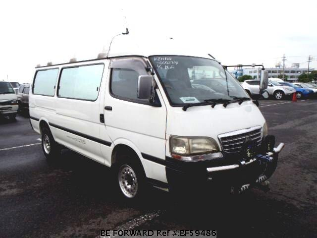 Used 1998 TOYOTA HIACE VAN BF59486 for Sale