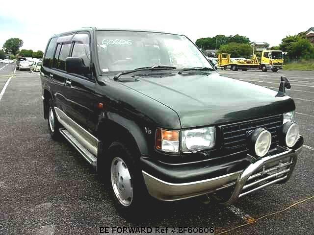 Used 1994 ISUZU BIGHORN BF60606 for Sale
