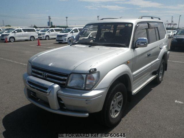 Used 1998 TOYOTA LAND CRUISER PRADO BF60648 for Sale