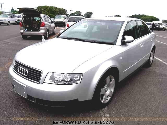 Used 2001 AUDI A4 BF61270 for Sale