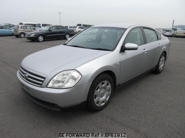 Used 2003 NISSAN TEANA BF61912 for Sale