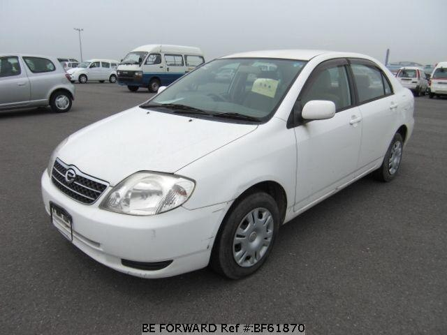 Used 2001 TOYOTA COROLLA SEDAN BF61870 for Sale