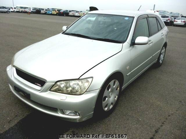Used 2001 TOYOTA ALTEZZA GITA BF61867 for Sale