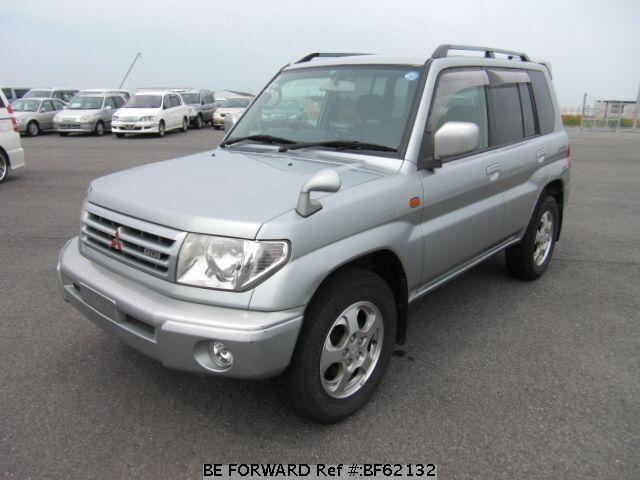 Used 1999 MITSUBISHI PAJERO IO BF62132 for Sale