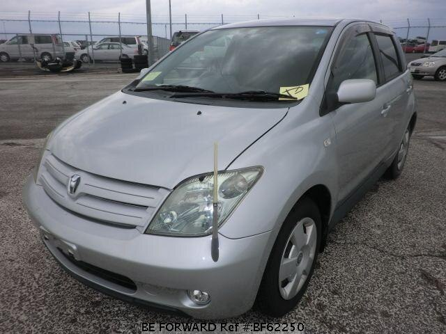 Used 2003 TOYOTA IST BF62250 for Sale