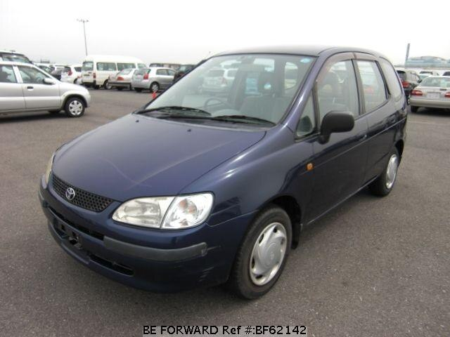Used 1997 TOYOTA COROLLA SPACIO BF62142 for Sale