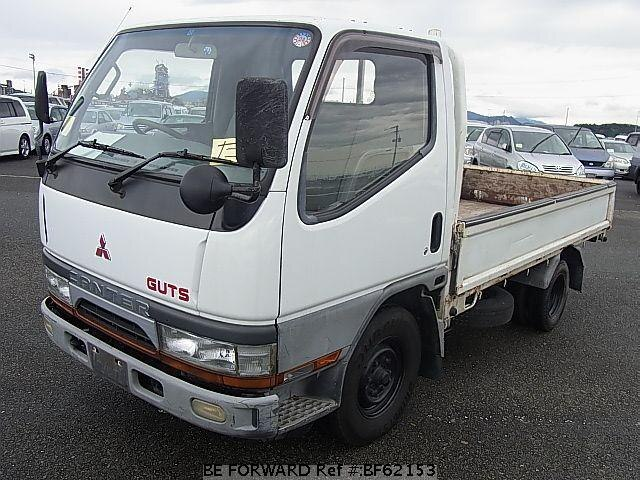 Used 1995 MITSUBISHI CANTER GUTS BF62153 for Sale