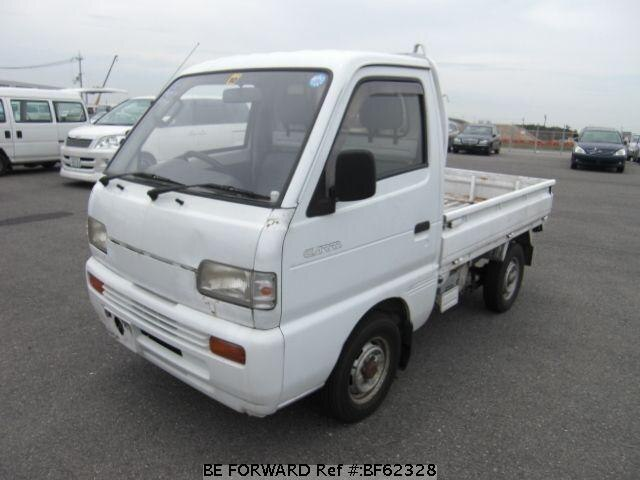 Used 1992 SUZUKI CARRY TRUCK BF62328 for Sale