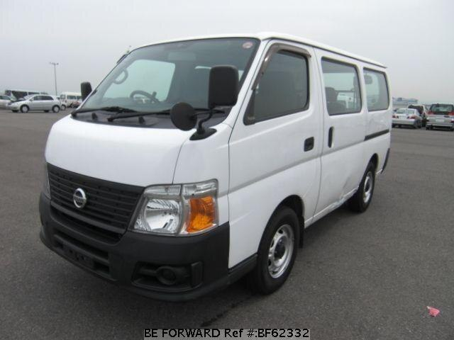 Used 2006 NISSAN CARAVAN VAN BF62332 for Sale