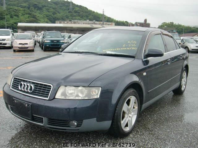 Used 2002 AUDI A4 BF62739 for Sale