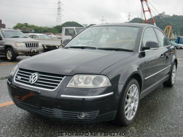 Used 2005 VOLKSWAGEN PASSAT BF62740 for Sale