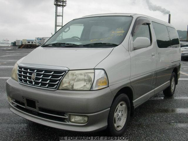 Used 2000 TOYOTA GRAND HIACE BF63009 for Sale