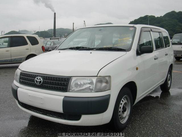 Used 2005 TOYOTA PROBOX VAN BF63011 for Sale