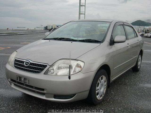 Used 2001 TOYOTA COROLLA SEDAN BF62987 for Sale