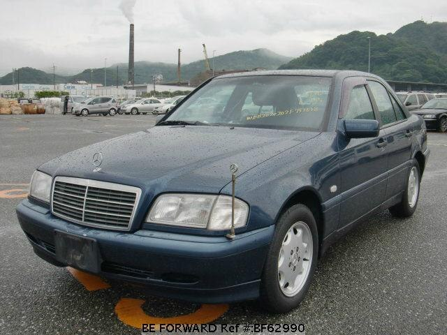 Used 1998 MERCEDES-BENZ C-CLASS BF62990 for Sale