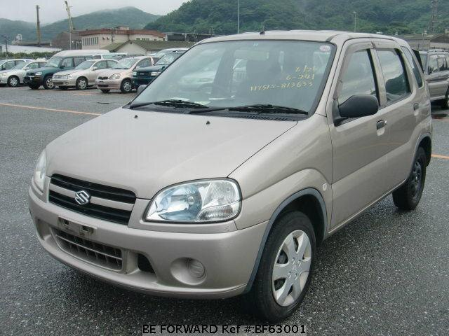 Used 2004 SUZUKI SWIFT BF63001 for Sale
