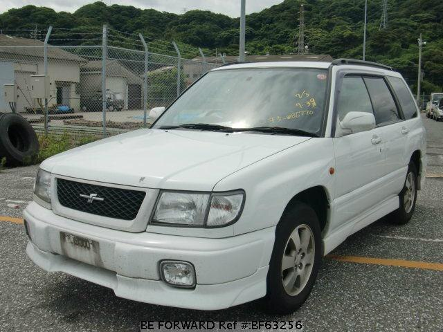Used 1999 SUBARU FORESTER BF63256 for Sale