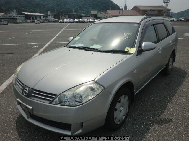 Used 2004 NISSAN WINGROAD BF63257 for Sale