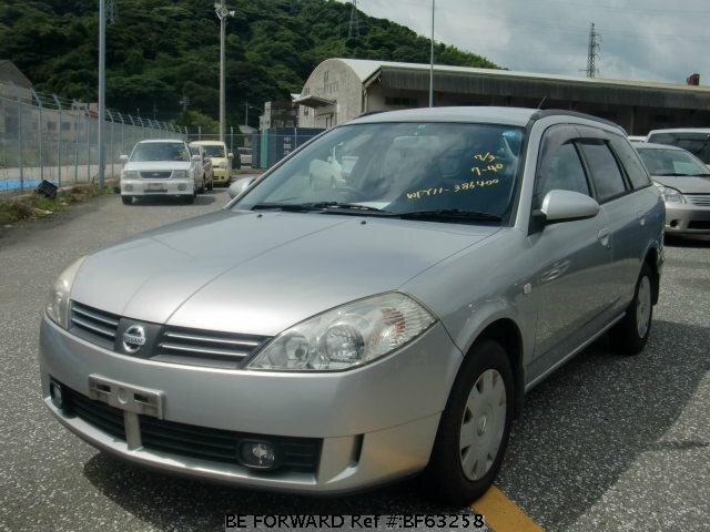 Used 2003 NISSAN WINGROAD BF63258 for Sale
