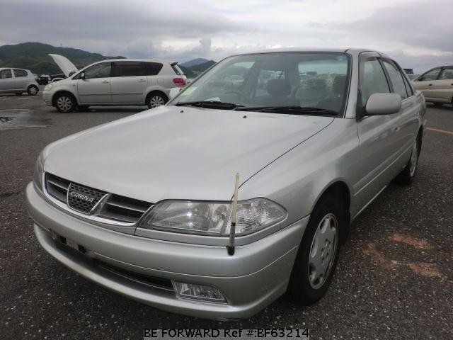 Used 1999 TOYOTA CARINA BF63214 for Sale