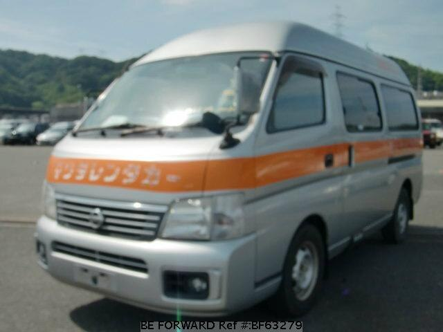 Used 2002 NISSAN CARAVAN COACH BF63279 for Sale