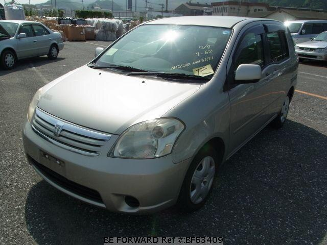 Used 2003 TOYOTA RAUM BF63409 for Sale