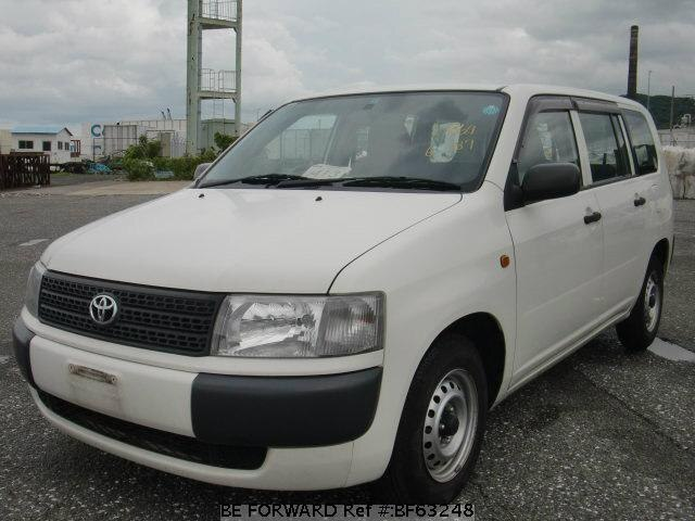 Used 2005 TOYOTA PROBOX VAN BF63248 for Sale