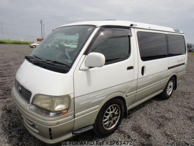 Used 1998 TOYOTA HIACE WAGON BF63472 for Sale