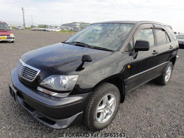 Used 1998 TOYOTA HARRIER BF63563 for Sale