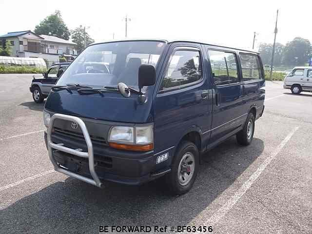 Used 1995 TOYOTA HIACE VAN BF63456 for Sale