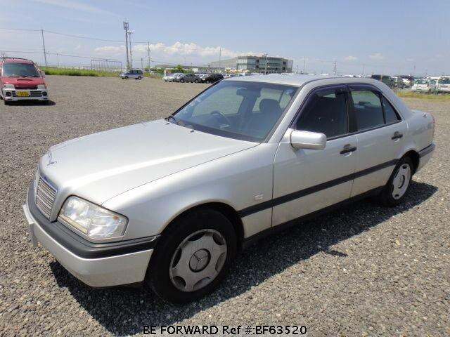 Used 1997 MERCEDES-BENZ C-CLASS BF63520 for Sale
