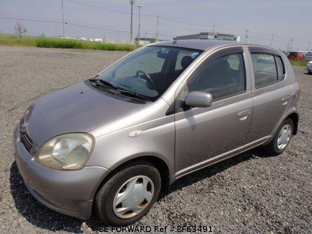 Used 2001 TOYOTA VITZ BF63491 for Sale