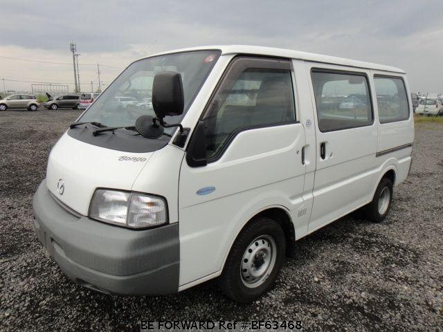 Used 2005 MAZDA BONGO VAN BF63468 for Sale