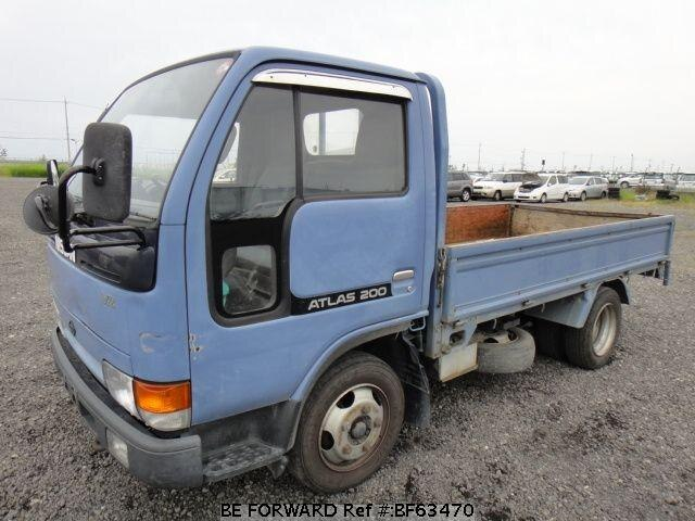 Used 1993 NISSAN ATLAS BF63470 for Sale