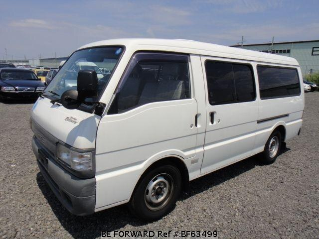 Used 1998 MAZDA BONGO BRAWNY VAN BF63499 for Sale