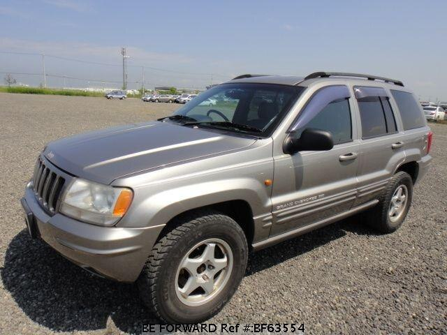 Used 2000 JEEP GRAND CHEROKEE BF63554 for Sale