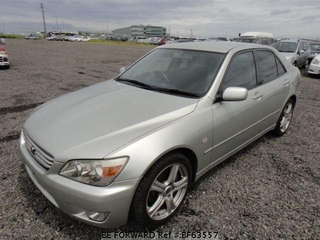 Used 1999 TOYOTA ALTEZZA BF63557 for Sale