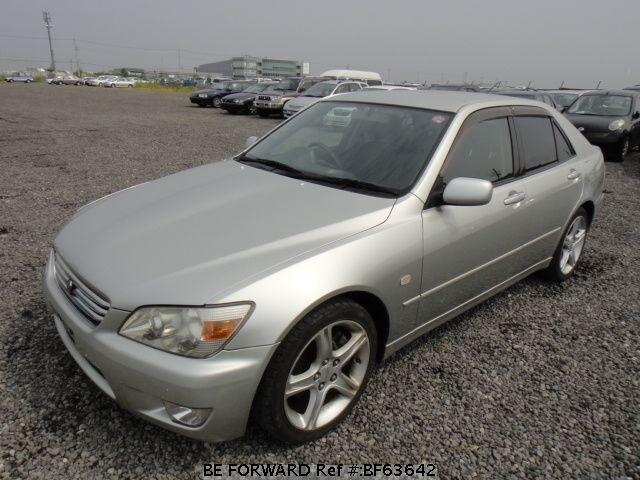 Used 2000 TOYOTA ALTEZZA BF63642 for Sale