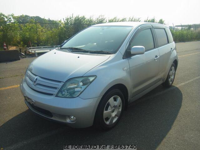 Used 2003 TOYOTA IST BF63740 for Sale