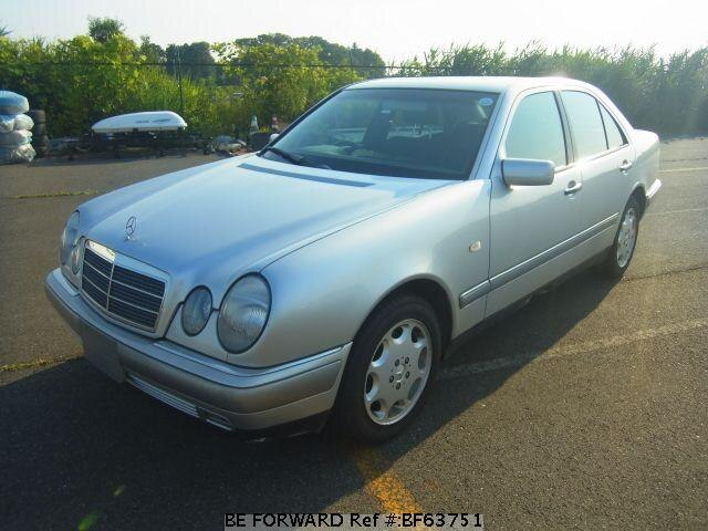 Used 1999 MERCEDES-BENZ E-CLASS BF63751 for Sale