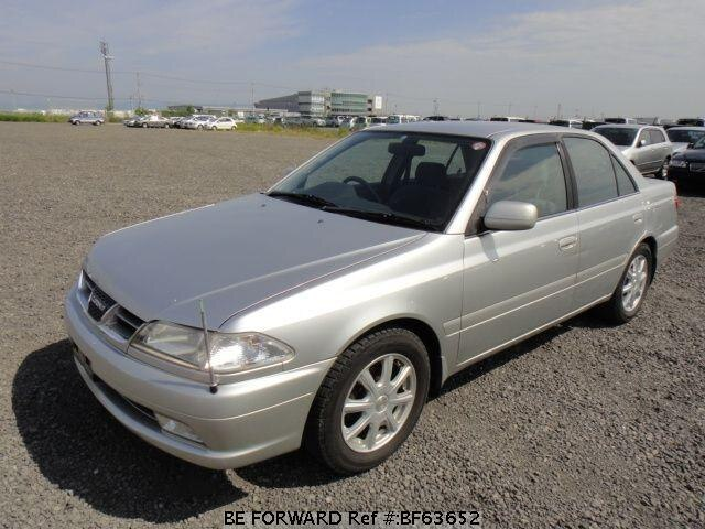 Used 1999 TOYOTA CARINA BF63652 for Sale