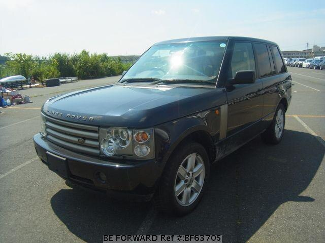 Used 2003 LAND ROVER RANGE ROVER BF63705 for Sale