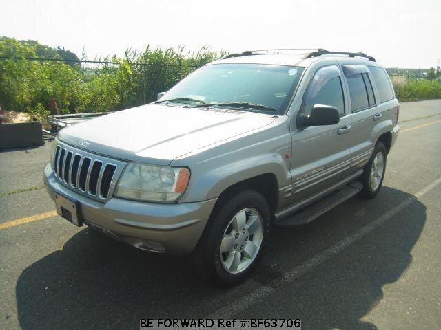 Used 2001 JEEP GRAND CHEROKEE BF63706 for Sale