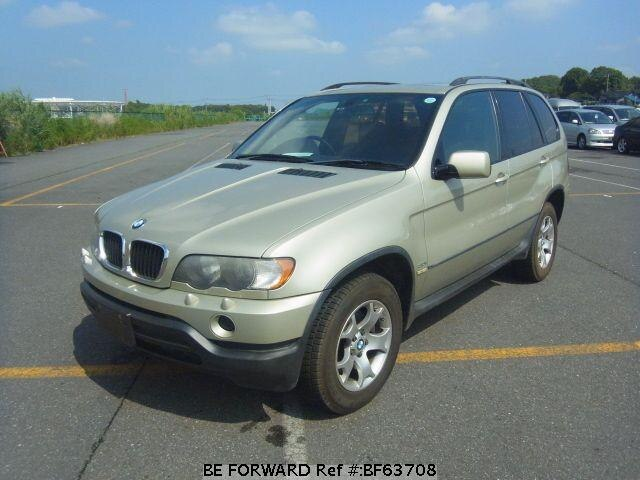 Used 2001 BMW X5 BF63708 for Sale