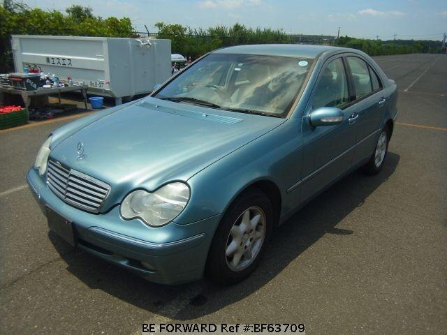 Used 2001 MERCEDES-BENZ C-CLASS BF63709 for Sale